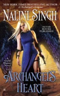 Audiobook Review:  Archangel's Heart by Nalini Singh