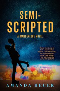 Review:  Semi-Scripted by Amanda Heger