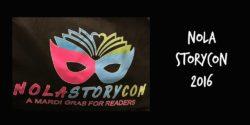 2016 NOLA StoryCon