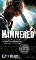 Audiobook Review: Hammered by Kevin Hearne