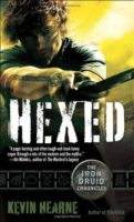 Audiobook Review:  Hexed by Kevin Hearne