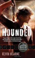Audiobook Review:  Hounded by Kevin Hearne