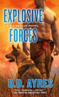 Review:  Explosive Forces by D.D. Ayres