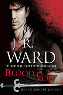 Audiobook Review:  Blood Vow by J.R Ward