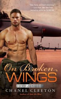 DNF/Review:  On Broken Wings by Chanel Cleeton