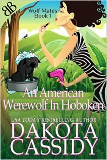 Audiobook Review:  An American Werewolf in Hoboken by Dakota Cassidy