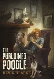 Audiobook Review:  The Purloined Poodle by Kevin Hearne