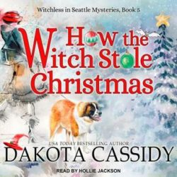 Audiobook Review:  How the Witch Stole Christmas by Dakota Cassidy
