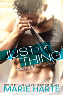 Review:  Just the Thing by Marie Harte