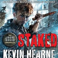 Audiobook Review:  Staked by Kevin Hearne