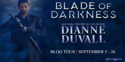 Spotlight/Character Interview:  Blade of Darkness by Dianne Duvall