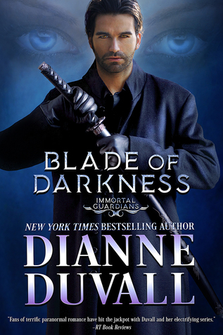 Review:  Blade of Darkness by Dianne Duvall
