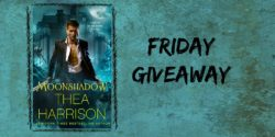 Friday Giveaway:  Moonshadow by Thea Harrison