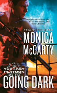 Review:  Going Dark by Monica McCarty