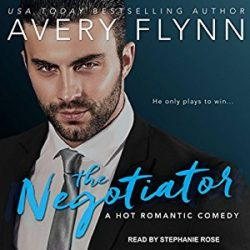 Audiobook Review:  The Negotiator by Avery Flynn