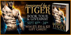 Spotlight:  Treasured by a Tiger by Felicity Heaton