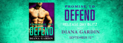 Spotlight:  Promise to Defend by Diana Gardin
