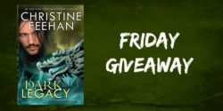Friday Giveaway:  Dark Legacy by Christine Feehan