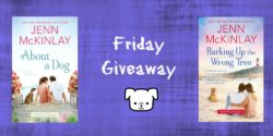 Friday Giveaway:  Dogs and Romance