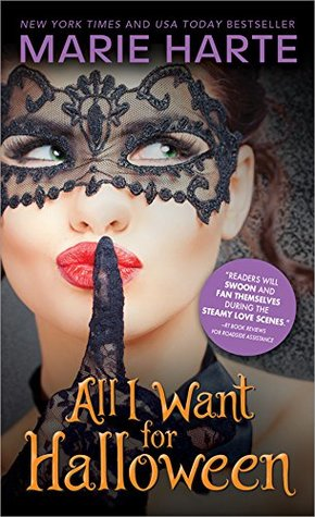 Review:  All I Want for Halloween by Marie Harte