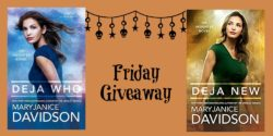Friday Giveaway:  Reincarnation (Let's Try It Again)