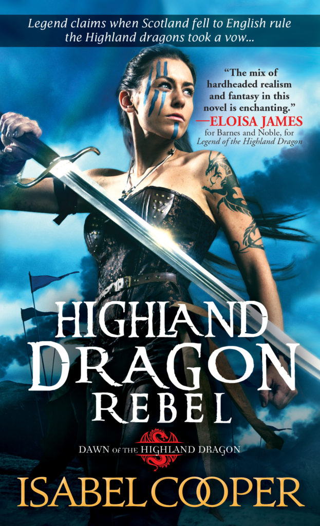 Highland dragon rebel