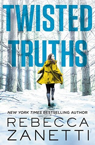 Twisted Truths (Blood Brothers #3) by Rebecca Zanetti