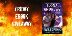 Friday eBook Giveaway:  Wildfire by Ilona Andrews