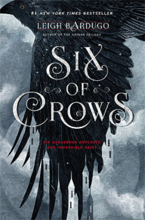 Audiobook Review:  Six of Crows by Leigh Bardugo