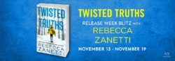 Spotlight:  Twisted Truths by Rebecca Zanetti