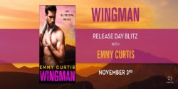Spotlight:   Wingman by Emmy Curtis