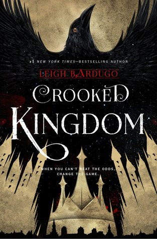 Audiobook Review:  Crooked Kingdom by Leigh Bardugo