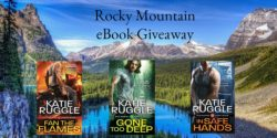 Friday Rocky Mountain Sized eBook Giveaway