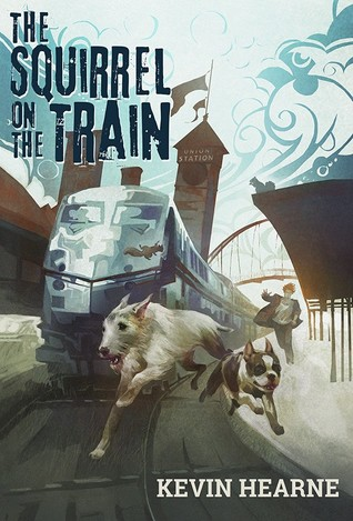 The Squirrel on the Train (Oberon's Meaty Mysteries #2) by Kevin Hearne