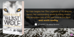 Spotlight:  The Last Wolf by Maria Vale