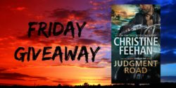 Friday Giveaway:  Judgment Road by Christine Feehan
