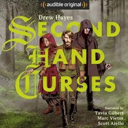 Audiobook Review:  Second Hand Curses by Drew Hayes