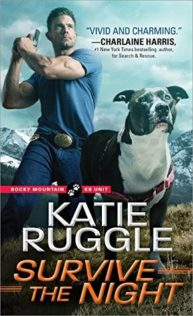 Review:  Survive the Night by Katie Ruggle