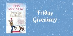 Friday Giveaway:  Every Dog Has His Day by Jenn McKinlay