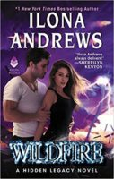 Audiobook Review:  Wildfire by Ilona Andrews