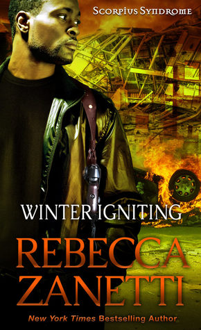 Winter Igniting (Scorpius Syndrome Book 5) by Rebecca Zanetti