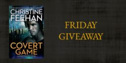 Friday Giveaway:  Covert Game by Christine Feehan