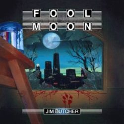 Audiobook Review:  Fool Moon by Jim Butcher