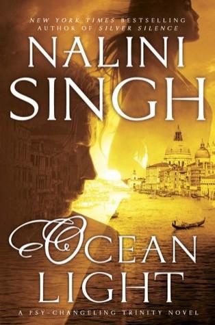 Ocean Light (Psy-Changeling Trinity, #2; Psy-Changeling, #17) by Nalini Singh