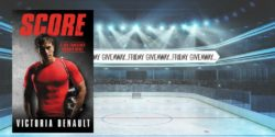Friday Giveaway:  Score by Victoria Denault