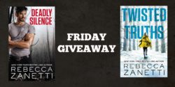 Friday Giveaway:  Blood Brothers Series by Rebecca Zanetti