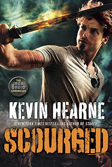 Scourged (The Iron Druid Chronicles, #9) by Kevin Hearne