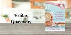 Friday Giveaway:  The Secret Ingredient for a Happy Marriage by Shirley Jump