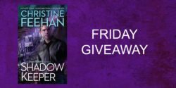 Friday Giveaway:  Shadow Keeper by Christine Feehan