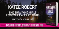 Spotlight:  The Surviving Girls by Katee Robert